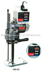 sewing machine CZM-750 frequency changeable cloth/textile cutting machine