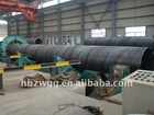 API 5L PSL2 X42 Spiral Welded Pipes