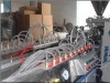 PVC window and door profile production line