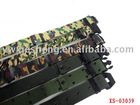 Military belt with different styles