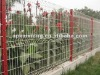 New type Pvc coated Chain link Frame Wire mesh Fence on sale !(certifited)