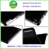 Ultra slim couple leather waterproof skin case for ipad