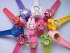 cheap silicone strap watch/newest children watch