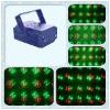 Red 650nm 100mW Green 532nm 40mW 6 Patterns in 1 Design Laser Disco Light