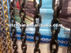 30*90 black oxide round lifting load chain
