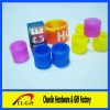 promotional gift with fashion full silicone finger ring