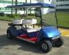 Four-seat golf cart
