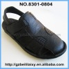 Summer casual children boys leather slipper