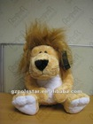 long hair lion stuffed dolls