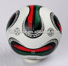 New good quanlity 2014 size 5 promotional for gift rubber balls soccer ball football