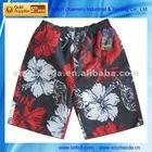 1008C Fashion men's beach shorts board shorts boxer shorts