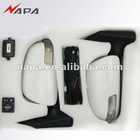 Automatic Folding Side Mirror with Turn Light for Corolla