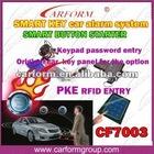 pke car engine start stop button
