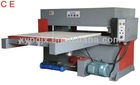 Single-side feeding hydraulic press plane die cutting machinery