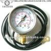 Optoelectronic CNG pressure gauge