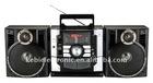 Detachable Speaker Double Cassette radio cassette recorder
