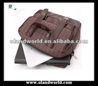 2012 Multifunction 15.6 inch PU Laptop Bag,laptop trolley travel bags
