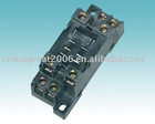 relay pin socket PTF08AK-E 11 pin relay socket