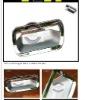 2007-2009 Chrome Trunk Door Handle Bowl Trim For Honda CR-V