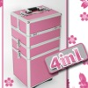Aluminium Trolley Cosmetic Case