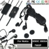 Factory OEM best black stereo mini headset earphone for Nokia 6500C 7900P 8800A