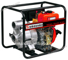 horizontal split case centrifugal Diesel Trash Pump