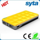 6800mAh universal portable power bank for iphone/ipad