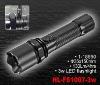 rechargeable 3watt CREE LED flashlight