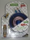 amplifier installation wiring kit series