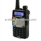 5W 128CH UHF VHF Dual Band Dual Frequency Transceiver Two-Way Radio Walkie Talkie Baofeng UV-5RA Updated New UV-5R