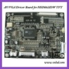 tft driver board/controller board for 6.2inch lcd