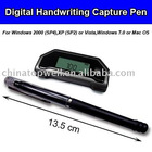 Digital Pen to Convert Writing/Drawings on Paper into Digital Content