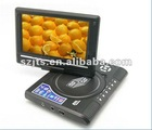 """2012 New Arrival Cheap 7.8"""" inch portable DVD player"""