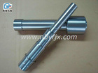 cnc precision machining steel rotor shaft