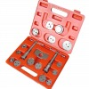 18pcs brake wind back kit set and auto repair tool
