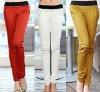 lady pants of skinny leg