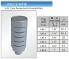 LM Type Series Aluminous auto Muffler