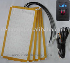 Dual Dial Switch Seat Heater,alloy wire heater element