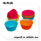 2012 hot sale silicone moulds for cake decorations