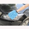 chenille microfibre car wash glove