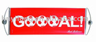 Fans banner/ advertising banner/ rollup banner/ roll banner/ scrolling banner