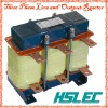 Three Phase Line Inductors Compatible to ABB Inverter