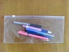 PVC Pencil Bag,Zipper Pencil Bag,Zipper Pen Bag