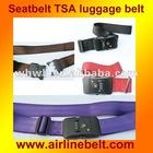 Simple Briefcase locking belt