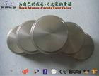 pressureproof titanium ignot