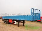 tri-axles low bed semi trailer