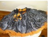 Baby kids Halloween costume Baby kids girls chiffon tutu full pettiskirts princess skirt
