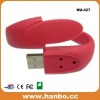 logo printed 4gb bracelet USB 3.0