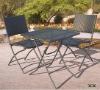 outdoor folding wicker furniture
