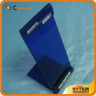 acrylic price list holder